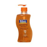 Higeen Hand & Body Liquid Soap Oud 500ML