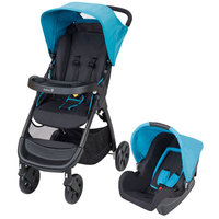 Safety 1st Amble Travel System (2 In 1)  Blue Lake