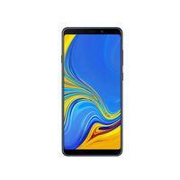 سامسونج سمارت فون A9 2018 نانو ثنائي الشريحة 128 جيجا بايت أندرويد لون أزرق