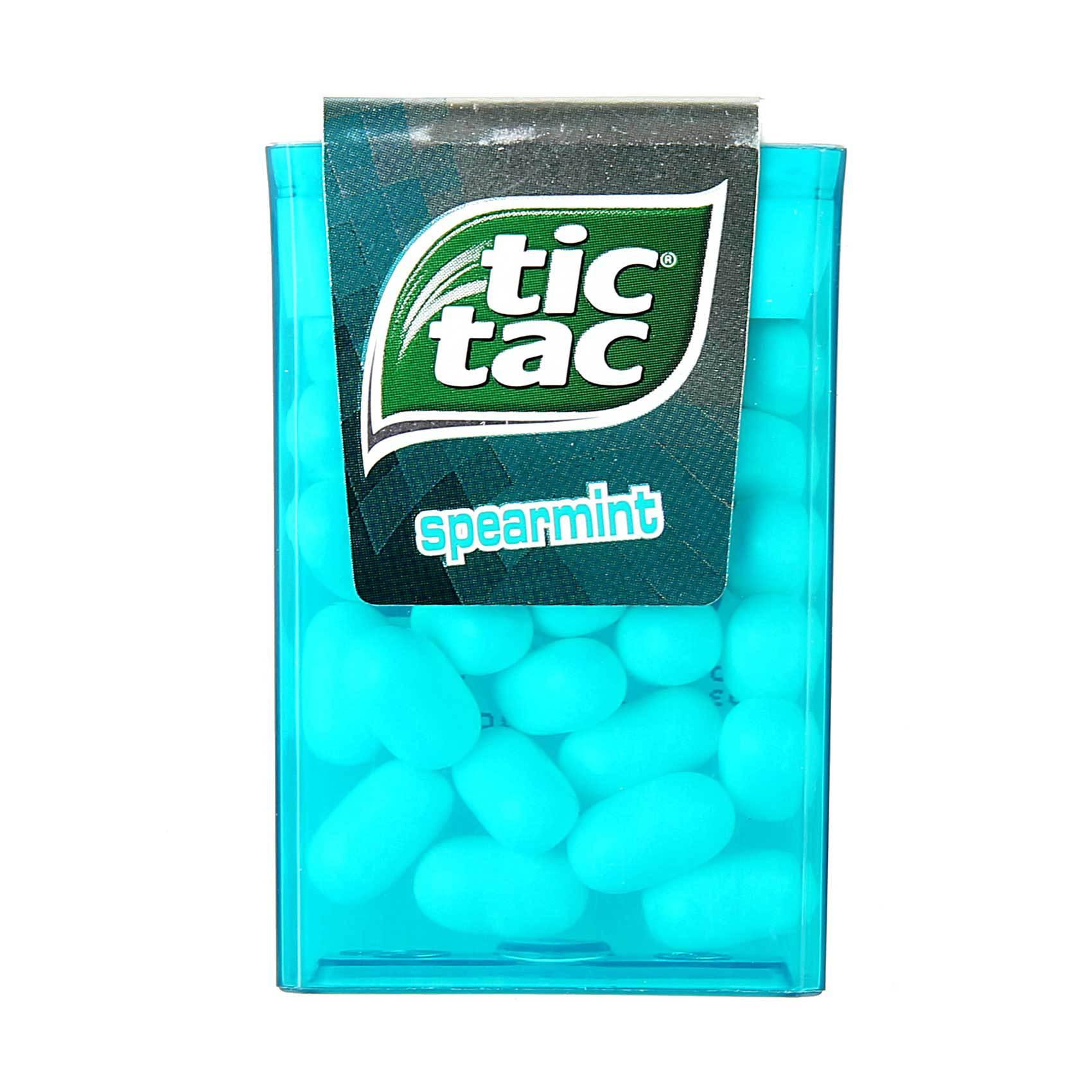 TIC TAC SPEARMINT 16G
