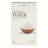 Earth's Finest Organic Coconut Flour 500g