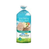 Plein Soleil Rice Cake Brown 120GR