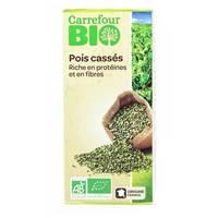 Carrefour Bio Split Peas 500g