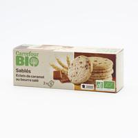 Carrefour Bio Caramel Sable 110 g