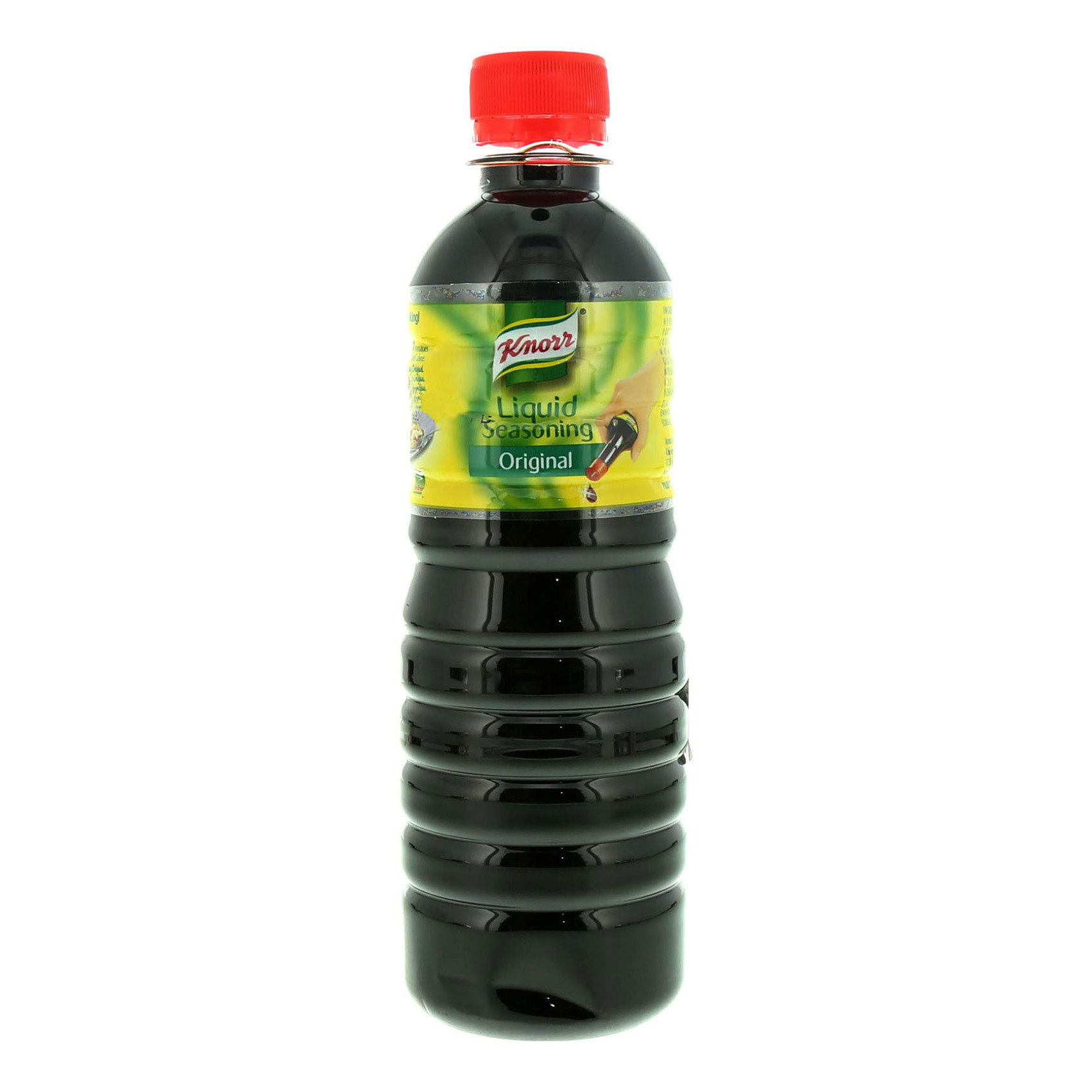 KNORR LIQUID SEASONING ORG. 500ML
