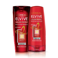 L'Oreal Paris Elvive Shampooing Color Protect 400ML + Conditioner 200ML 25%