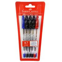 Faber-Castell 1423 Pen 10Pcs Asst