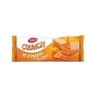 Tiffany Crunch Orange Cream Wafers 76g