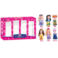 Power Joy Leila Princess Mini Sisters 4In1 Assorted