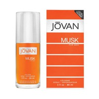 Jovan Musk Spray For Men Eau De Toilette 88ML