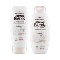 Garnier Ultra Doux Shampooing Delicate Oat 400ML + Conditioner 200ML
