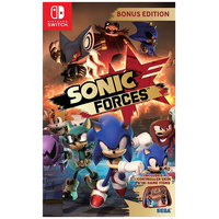 Nintendo Switch Sonic Forces Day One Bonus-Limited Edition