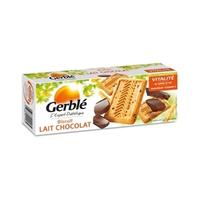 Gerble Biscuit Milk & Chocolate 230GR