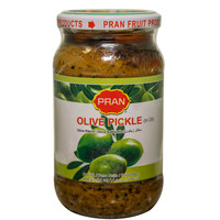 Pran Olive Pickle in Oil 400g