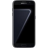 Samsung Smartphone Galaxy S7 Edge 128GB Dual SIM 4G Pearl Black