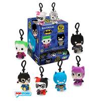 Funko Mystery Minis Batman Plushies (One Random Figure)