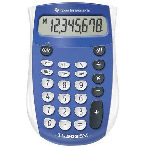 Texas-Basic-Calculator-Ti-503Sv