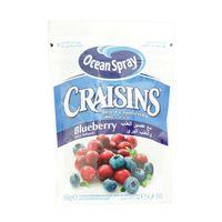Ocean Spray Craisins Dried Cranberries Blueberry 150g