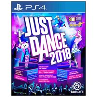 Sony PS4 Just Dance 2018