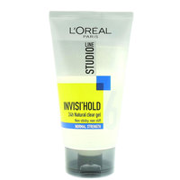 L'Oreal Line Studio Invisi'Hold Natural Clear Gel 150 ml