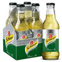 Schweppes Ginger Ale 4 x250ml