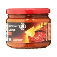 Carrefour Hot Maxican Sauce 315GR