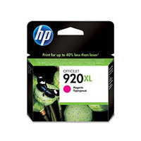 HP 920XL Magenta Ink Advantage Cartridge