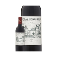 Chateau Carbonnieux Pessac Leognan Grand Cru Classe Red Wine 2015 75CL