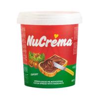 Nucrema Cocoa Hazelnut Spread Plastic Jar 400GR