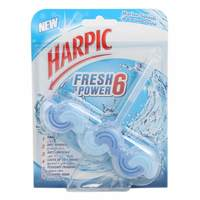 Harpic Marine Splash Fresh Power 6 39g