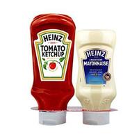 Heinz Ketchup 397GR + Mayonnaise 215GR