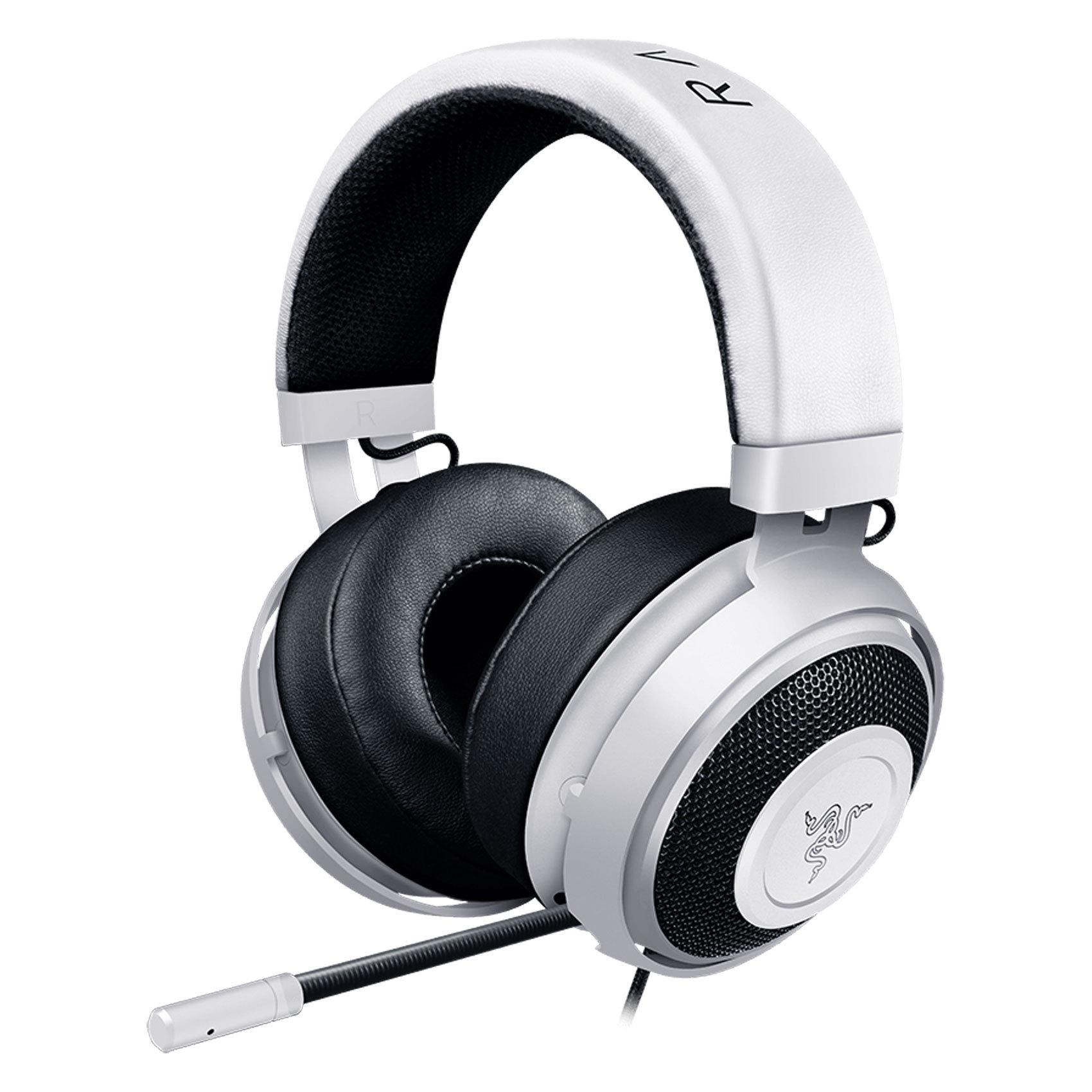 Buy Razer Gaming Headset Kraken Pro V2-White Online in UAE ...