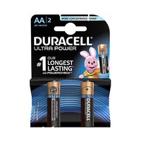 Duracell Ultra Power Type AA Alkaline X2