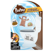 Poopeez Toilet Launcher Playset -Assorted