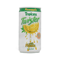 Tropicana Twister Pineapple Juice 180ML