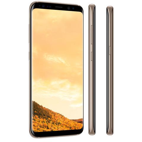 SAMSUNG S8 64GB DS 4G GOLD+ 128GB