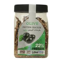 Fresh Bite Olive Protein Cracker 200g
