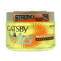 Gatsby Strong Water Gloss Super Hard Gel 300G