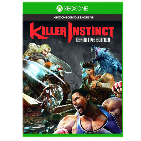 Microsoft-Xbox-One-Killer-Instinct:Definitive-Edition