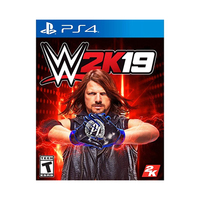 PS4 Wwe 2K19 4 by 2K Game