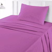 Tendance's Flat Sheet Single Rose Pink 160X240
