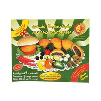 Al Shams Potato Kubba With Meat And Parsley 360g
