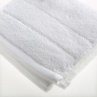 TEX Face Towel 30x30 White