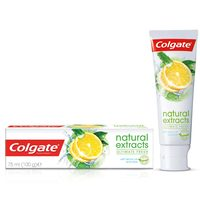 Colgate Natural Extracts Ultimate Fresh with Lemon and Aloe Vera Toothpaste 75ml