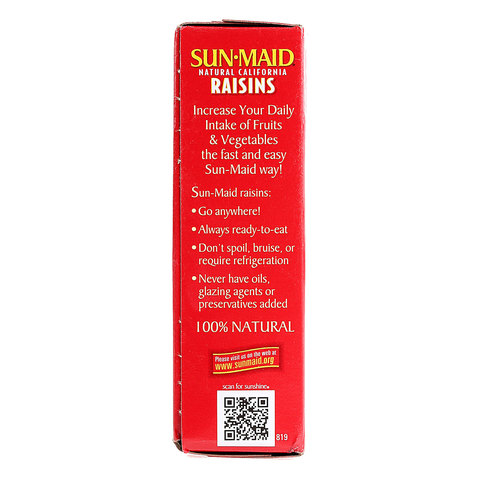 Sun-Maid-California-Raisins-250g