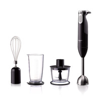 Panasonic Hand Blender MX-SS1BTN 600 Watt Black