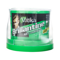 Vatika Brillantine Anti-Dandruff Styling Hir Cream 210 ml