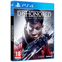 Sony PS4 Dishonored Death Of The Outsider