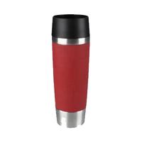 Tefal Mug Travel Red & Silver 0.5L