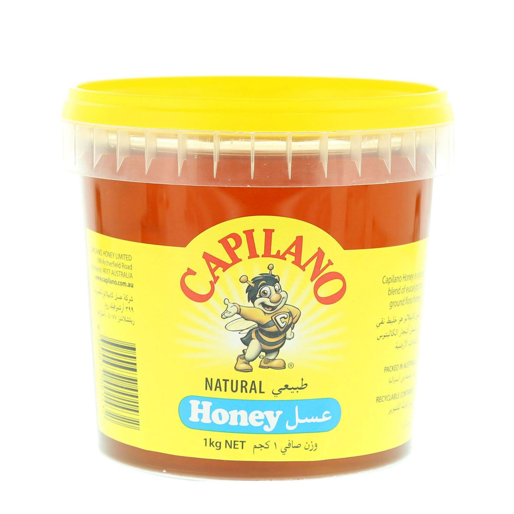 CAPILANO HONEY BKT 1KG